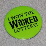 Want to See Wicked?  Try the Lottery!