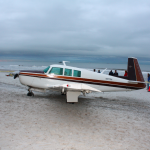 Small Plane Lands Safely in Atlantic Beach