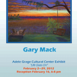 New Gary Mack Exhibit at Atlantic Beach's Adele Grage Center
