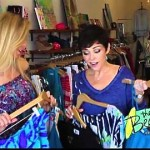 Shopping with Friends: A Miss America Comes to Town