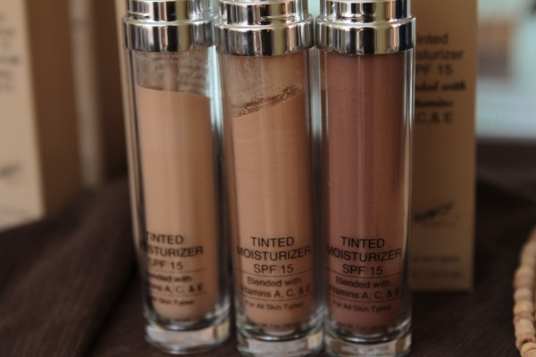 Tinted Moisturizers by DNA